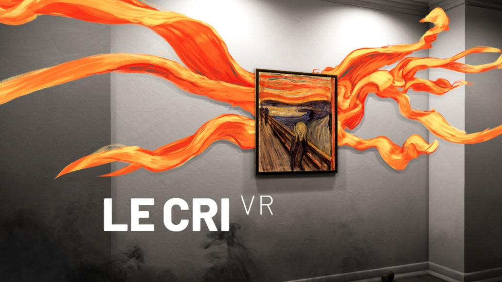 Le Cri VR - expérience documentaire Munch BackLight